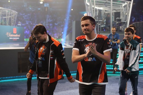 Team Empire и Virtus.Pro покидают The International